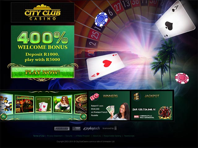 casino club city