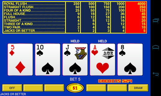 video-poker-screenshot